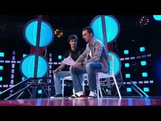 Comedy Баттл Без границ Дуэт Да 2 тур выпуск 23 25 10 2013