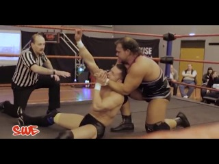 IWU Prince Devitt vs. Michael Elgin - SWE vs. HOP - Ill Manors