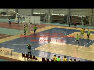 Гол Евгения Трубинова на матче с Добрянкой