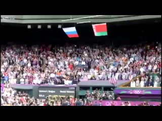 Влияние гимна России на американский флаг :)