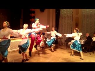 ,,Лявониха,,Белорусский танец