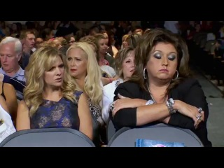 Dance moms season 4.5 episode 7 (abby pulled the group number)