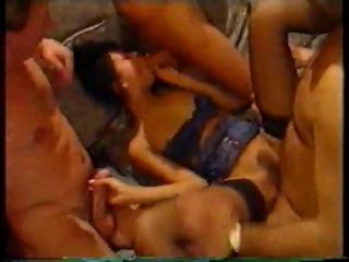 Olivia del rio roberto malone cuckold & orgy