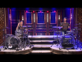 Will Ferrell(Hollywood Actor) vs Chad Smith(RHCP Drummer)