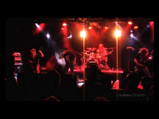 DEFEATED SANITY LIVE.KIFF. AARAU. S. K Mofos TV 2010 HD