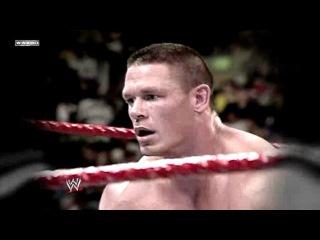 WWE -John Cena Vs. Randy Orton Highlights - Bragging Rights 2009 - 1080p
