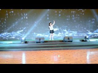 Екатерина Дядиова 10 лет г.Киев Международный телепроект *Зіркафест* *Неба дожди