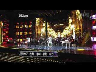 111229 SM Town - hallyu Orchestra [2/2]