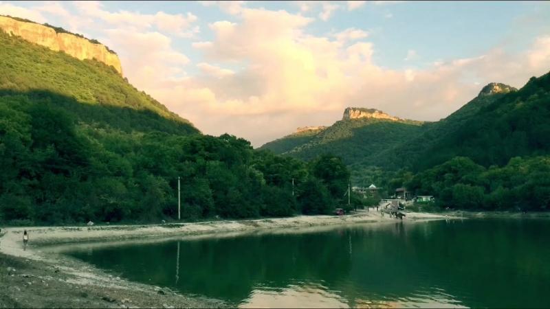 Мангупское озеро Таймлапс
