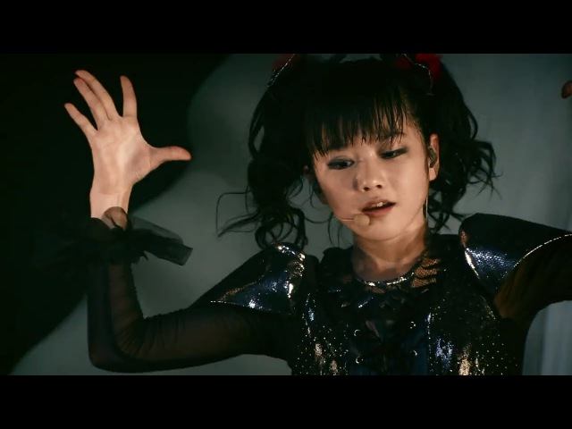 BABYMETAL Ijime Dame Zettai No More Bullying Live AT Makuhari Messe HD
