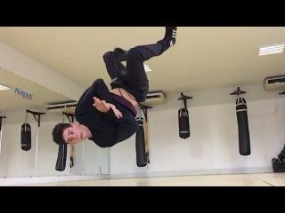 Jonas Flex - Tricks and Combos - Treino [Supreme Boyz Crew]
