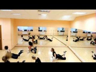 Rihanna feat Leona Lewis dance with Katya Flash/high heels/strip dance