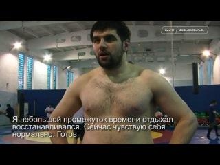 Арсен Абдулкеримов о предстоящем бое на M-1 Challenge-32