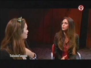 """Tendencia-Detrás de escena-Lali Esposito en """"Las Brujas de Salem"""""""