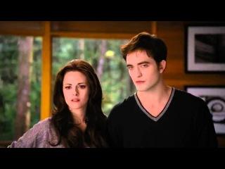 "Второй тизер  триллера фильма ""The Twilight Saga: Breaking Dawn""."
