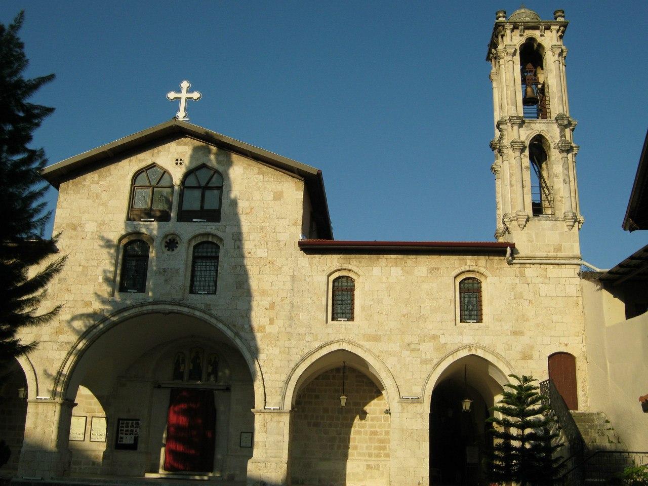 церковь Святых Петра и Павла в Антакья