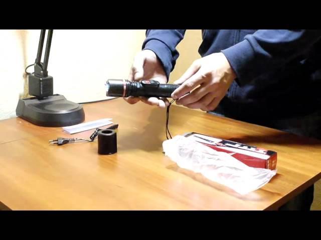 Электрошокер ОСА 105 шокер WS 105 Верона