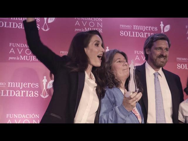 Entrega de Premios Mujeres Solidarias