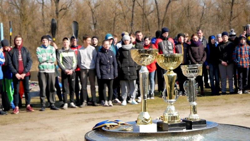Турнір з веслування