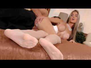 Nessa devil [hd 720, all sex, foot fetish, blonde, stockings, hardcore, anal, big tits, feet, legs, blowjob, cumshot]
