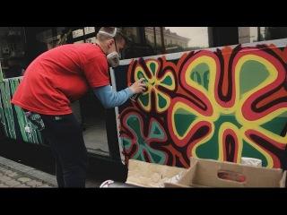 Magic City. Day 2: Streetball. Lutsk Damn Skate Day. Friendly Battles 2015. Graffiti