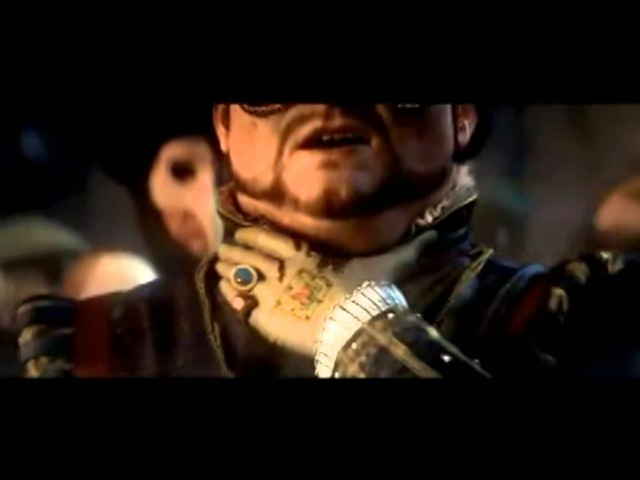 Смерть на балу - Король и шут (Assassin's Creed II)