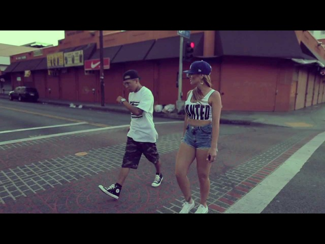 King Lil G - Welcome to L.A. Feat. Dina Rae (Official Music Video)