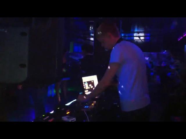 Avtorskiy proekt JARA @ DJ Oleg CheiZ 10 08 2012