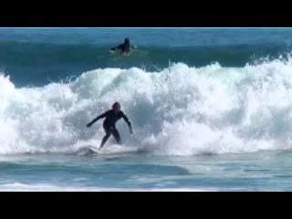 Stranger Than Fiction - A Taylor Steele Surf Fillm