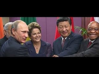 Владимир Путин провел встречу с участниками G20