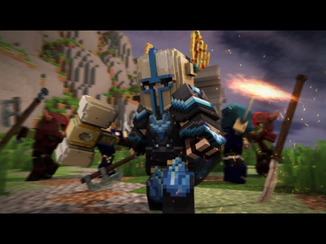 Warlords Domination - Cinematic Trailer [Minecraft Animation]