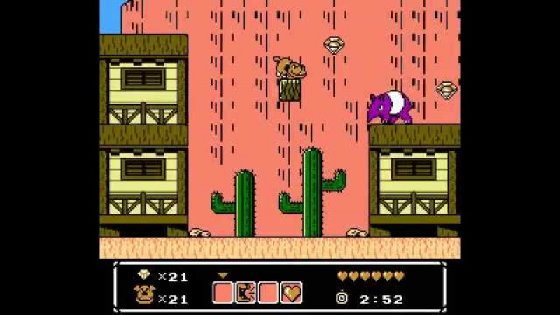 NES Longplay [364] Wacky Races