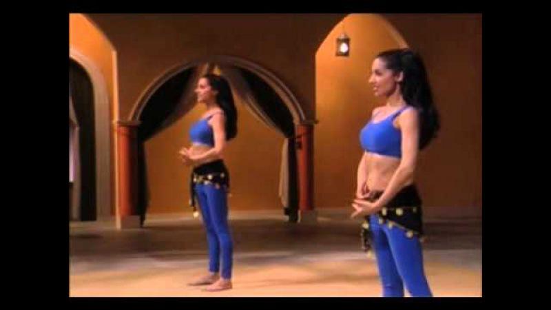 Belly dance fitnnes for beginners