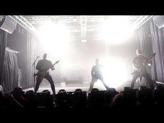 Mysticum - The ether ( Live Black flames of blasphemy 2015 )