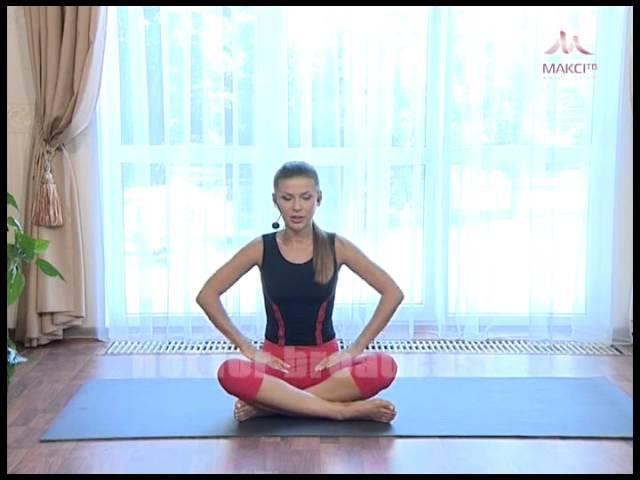 Йога с Кариной Харчинской урок 6