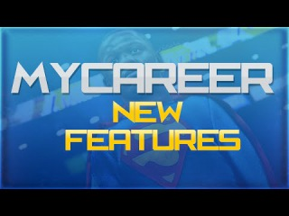 NBA 2K15 Live Stream - New MyCareer Features, Alternate Jerseys, & More!