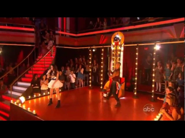 Cher LIoyd Want U Back Dancing With The Stars 02 10 12