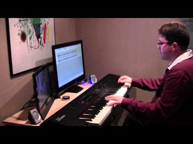 Мурка на Пианино / Murka on Piano / Ноты / Piano Sheet