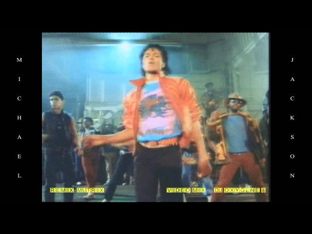 Michael Jackson Beat It Mutrix ReMix Video mix by DJ OXyGeNe 8