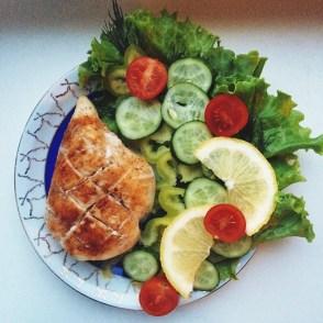 Правильное питание: пример меню на 1400-1500 ккал  Лень составлять...
