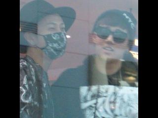 [fancam] 141028 Incheon Airport