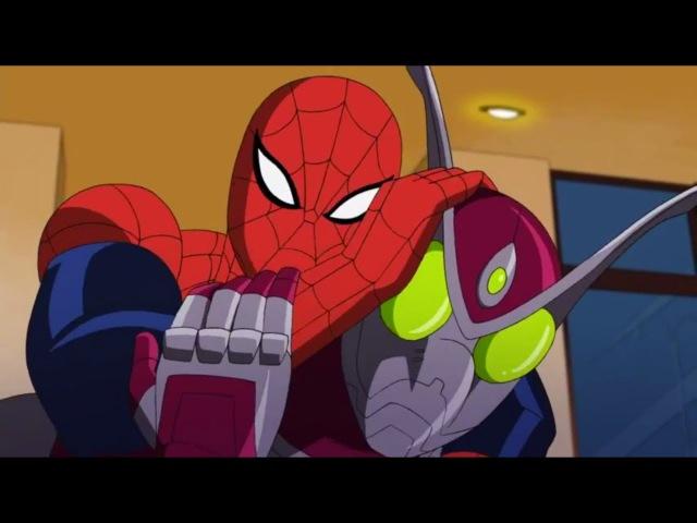Великий Человек-паук - Нападение Жука - Сезон 1, Серия 24 | Marvel