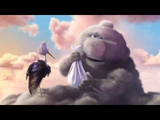 """Partly Cloudy"" by ""Pixar Animation Studios"""