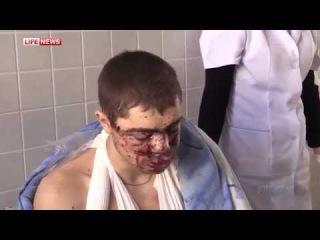 Раненый солдат ВСУ рассказал, что его заставляли воевать и как его спасли ополченцы