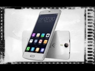 Смартфон с дактилоскопическим датчиком Ecoo E04 в нашем видеообзоре