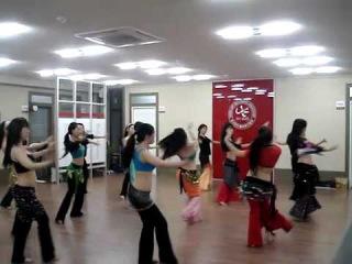Shahdana Workshop Korea Tango Oriental