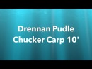 Обзор удилища Drennan Series 7 Puddle Chucker Carp Feeder 10'