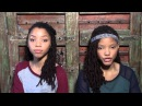 Beyonce - Pretty Hurts (Chloe x Halle Cover)