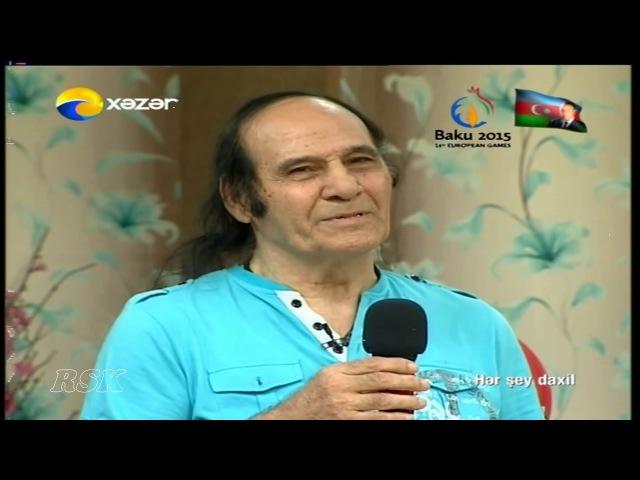 Niyameddin Musayev Sen Hardan Bilesen