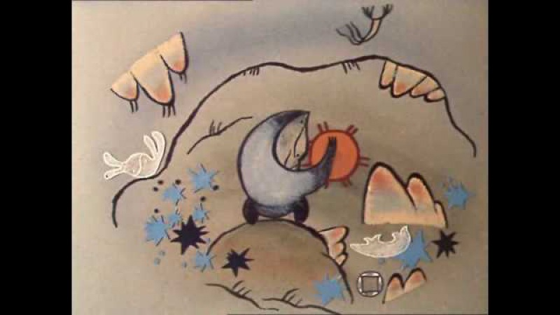 Кутх и мыши (Kutkh and the mice)